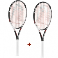 2 x HEAD Graphene Touch Speed Lite
