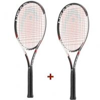 2 x HEAD Graphene Touch Speed PRO