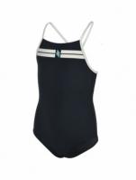 Costum de baie intreg negru 4F fetite