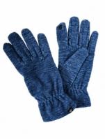 Manusi albastre cu touchscreen 4F unisex
