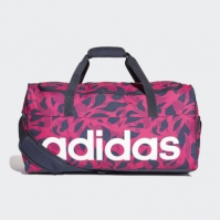 Geanta colorata adidas Linear Travel Medium femei