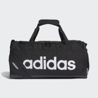 Geanta sport neagra adidas Linear Logo Duffel