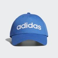 Sapca bumbac albastra adidas Daily DW4947 barbati
