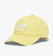 Sapca galbena adidas Trefoil Classic Cap CD6974 unisex adulti