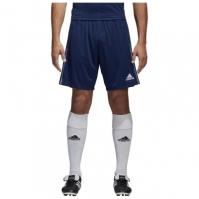 Sort fotbal bleumarin adidas core 18 barbati