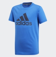 Tricou bumbac adidas Must Haves Badge of Sport baietei