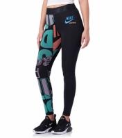Colanti Nike Sportswear sala cu imprimeu AQ3586-010 femei