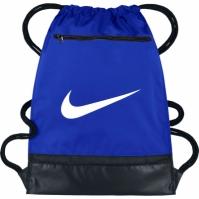 Geanta sport albastra Nike Brasilia Training unisex