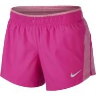 Pantaloni scurti alergare roz Nike 10K femei
