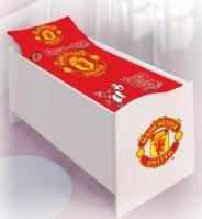 Lenjerie pat cu echipe fotbal Manchester United