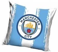 Perna bumbac fotbal Manchester City 40 x 40 cm