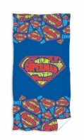 Prosop cu desene animate Superman