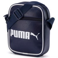 Geanta bleumarin mica de umar Puma Campus Portable Retro