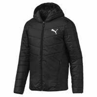 Jacheta iarna neagra Puma Warmcell cu captuseala barbati