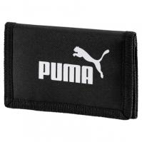 Portofel negru Puma Phase Unisex adulti