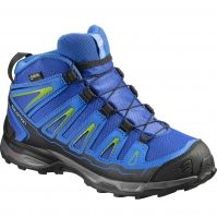 Ghete de iarna copii Salomon X-Ultra Mid Gore-Tex Junior