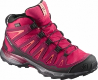 Ghete impermeabile outdoor copii Salomon X-Ultra Mid Gore-Tex