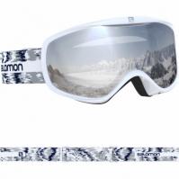 Ochelari Ski SENSE White Glitch/Uni S.White Femei