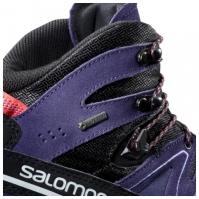 Semighete Drumetie Salomon X Alp Mid Ltr Gore-Tex Femei