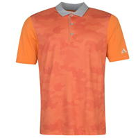 Tricou adidas Climachill Dot Camo Golf pentru Barbati