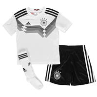 adidas Germany Home Mini Kit 2018