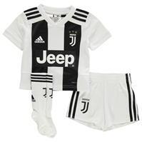 adidas Juventus Home Mini Kit 2018 2019