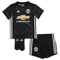 adidas Manchester United Away Kit 2017 2018 Bebe