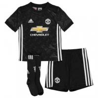 adidas Manchester United Away Mini Kit 2017 2018