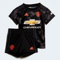 adidas Manchester United Third Kit 2019 2020 Bebe