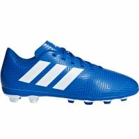 Adidasi fotbal adidas Nemeziz 18.4 FxG DB2357 copii