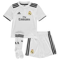 adidas Real Madrid Home Mini Kit 2018 2019