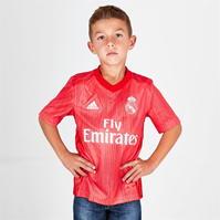 Tricou Deplasare adidas Real Madrid Junior