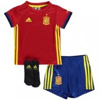 adidas Spain Home Kit 2016 Bebe