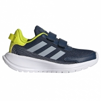 Adidas Tensaur Run C Shoes gri-verde FY9196 pentru Copii
