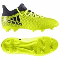 Ghete fotbal ADIDAS X 17.1 FG S82297 copii