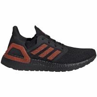 Adidasi alergare Adidas Ultraboost 20 negru EG0698 pentru Barbati