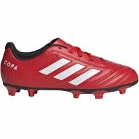 Adidasi fotbal Adidas Copa 204 FG rosu EF1919 pentru copii