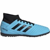 Adidasi fotbal Adidas Predator 193 gazon sintetic albastru G25803 copii