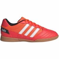 Adidasi fotbal Adidas Super Sala rosu FV2639 pentru copii