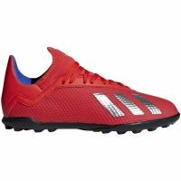 Adidasi fotbal Adidas X 183 gazon sintetic rosu BB9403 copii