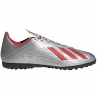 Adidasi fotbal Adidas X 194 gazon sintetic Silver F35344 barbati