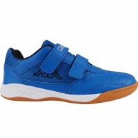 Adidasi fotbal de sala For Indoor Kappa Kickoff K albastru 260509K 6011 baiat