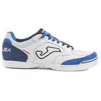 Adidasi fotbal de sala Joma Top Flex 820 alb-albastru Indoor