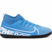 Adidasi fotbal Nike Mercurial Superfly 7 Club IC AT8153 414 pentru copii