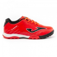 Adidasi Gazon Sintetic Joma Champion 2006 rosu-negru copii