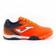 Adidasi Gazon Sintetic Joma Toledo 2008 portocaliu-bleumarin copii