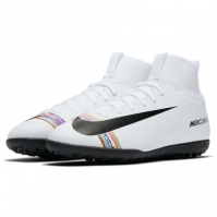 Ghete Fotbal Sintetic Nike Mercurial Superfly Club DF Junior