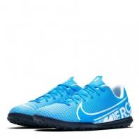 Ghete Fotbal Sintetic Nike Jr. Mercurial Vapor 13 Club TF Little/Big Artificial- Soccer Shoe pentru Copil