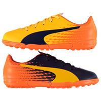 Ghete Fotbal Sintetic Puma EvoSpeed 17.5 Junior