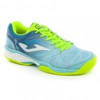 Adidasi tenis Joma 805 turcoaz zgura pentru Femei